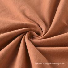 Tissu 100% coton biologique teint uni