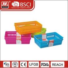 plastic utility basket