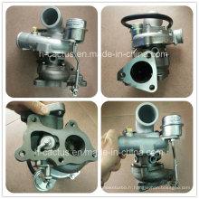 TF035 Turbo 49135-04300 / 28200-42650 / 49135-04302 Turbocompresseur pour Hyundai H-1 D4bh
