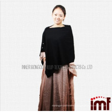 Fashional Design Hot Popular Sell Well Ladies Knit Shawl