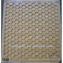 Moule en céramique pour mosaïque