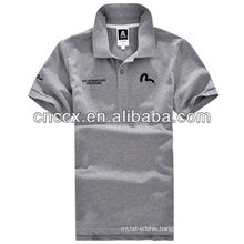 13PT1038 Fashion men's OEM embroidery dry fit polo shirt
