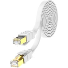 Muestra gratis Cat8 Flat Lan Ethernet Cable