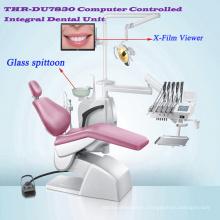 Интегральная стоматологическая установка с компьютерным управлением (THR-DU7830)