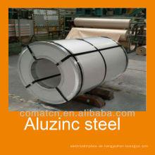 ALUZINC und verzinkte coils
