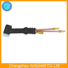 Water cooled TIG welding torch head WP-18