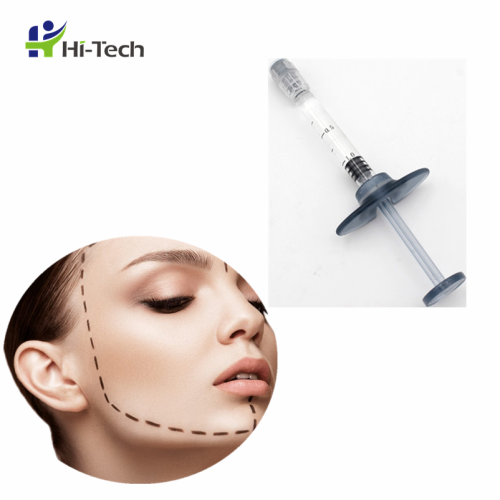 2ml stable cross linked injectable hyaluronic acid dermal filler for crow's feet