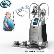 4 Handles Freezefat Criolipolysis Machine Etg50-4s Slimming Machine