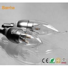 2013 5w led künstliche Candle-light led Lampe SMD3014
