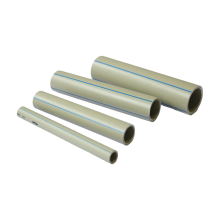 Plastic ppr pipe for hot and cold water size chart available