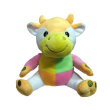 EN71 ASTM Safty New design stuffed cow plush
