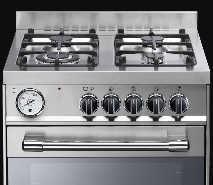 Cookers Gas Electric Oven