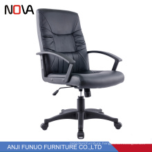 Nova fashion modern Black Leather True Designs Swivel manager Executive computer Home Office Chair
