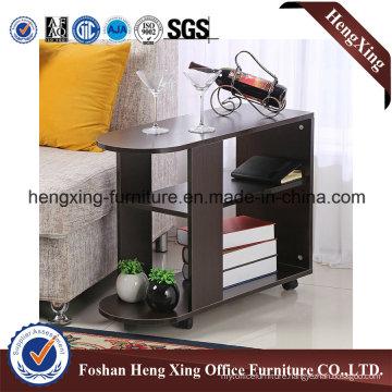 Guangzhou Factory New Design Black Side Table (HX-6M372)