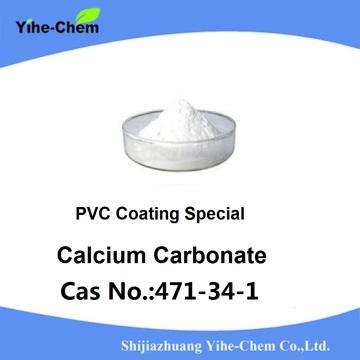 Carbonato de cálcio especial para revestimento de PVC