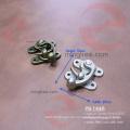 professionelle fabrik hochwertige metallschloss für holzkiste