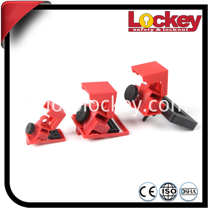 Electrical Circuit Breaker Lockout