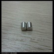 High Grade N50 Sintered NdFeB Cylinder Magnet
