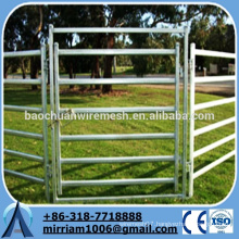 heavy duty hot dipped livestock metal fencing for cattle/galvanized horse panels /metal livestock fence