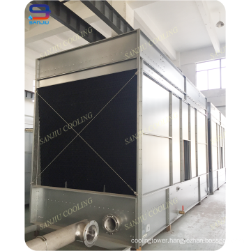 363 Ton High Efficiency Steel Open Cooling Tower for HVAC System