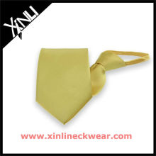 Handmade 100% Pure Zipper Ties para Homens