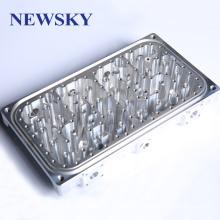 Customized aluminium precision cnc machining parts