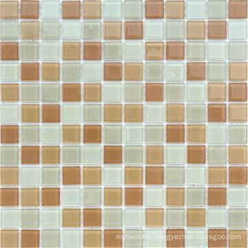 Home Decoration Crystal Glass Wall Tile Crstal Glass Mosaic