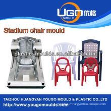 Fabrication de moules de haute qualité, nouvelle conception en plastique moule de chaise de loisirs en taizhou Chine
