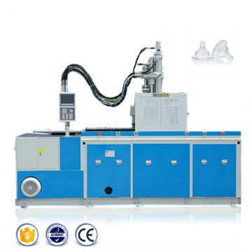 Two+Stage+LSR+Baby+Soother+Injection+Molding+Equipment