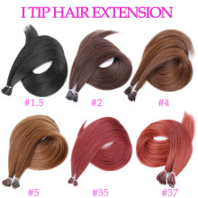 Remy Human Hair Stick I Tip Hair Extension