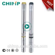 4SDM zentrifugale Unterwasserwasserpumpe 3HP / 4HP