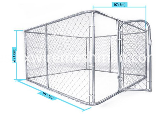 kennel size
