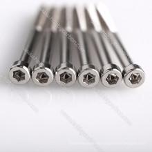 Titanium / Aluminun / Edelstahl Schrauben Hochpräzise Zylinderschraube für RC