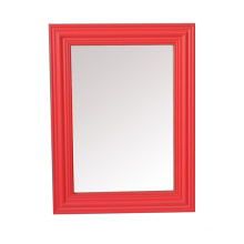 Plastic Makeup Mirror Frame for Home Decoration