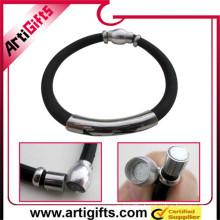China good quality new stainless steel men\s bangle bracelet