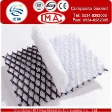 4.0mm Geonet with Geotextile for Filter and Drainage and Protection