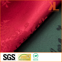 Polyester Quality Jacquard Rose Damask Design Wide Width Table Cloth
