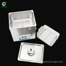 Large capacity stainless steel dental instrument ultrasonic cleaner 22.5L
