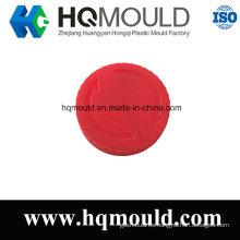 Herramienta de inyección de plástico para tapón de rosca superior Molde de tapa de plástico