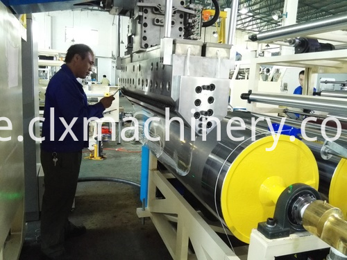lldep stretch wrap film production line