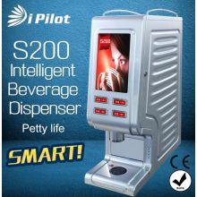 Dispensador de bebidas automático comercial inteligente