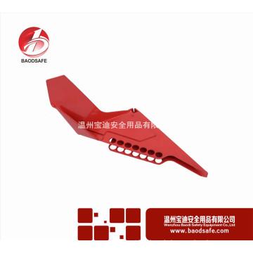 Wenzhou BAODI BDS-F8604 Vierteldrehkugelhahn Griffverriegelung Sicherheitsschloss Ventilverschluss