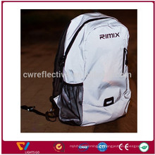 Новый дизайн светоотражающий Весь спорт ноутбук путешествия рюкзак светоотражающий плеча рюкзак сумка
