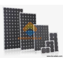 5W-115W Monocristalino del panel solar de silicio para el sistema de energía solar fuera de la red