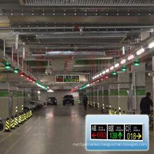 Outdoor Parking Guidance System Parking Lot LED Message Screen