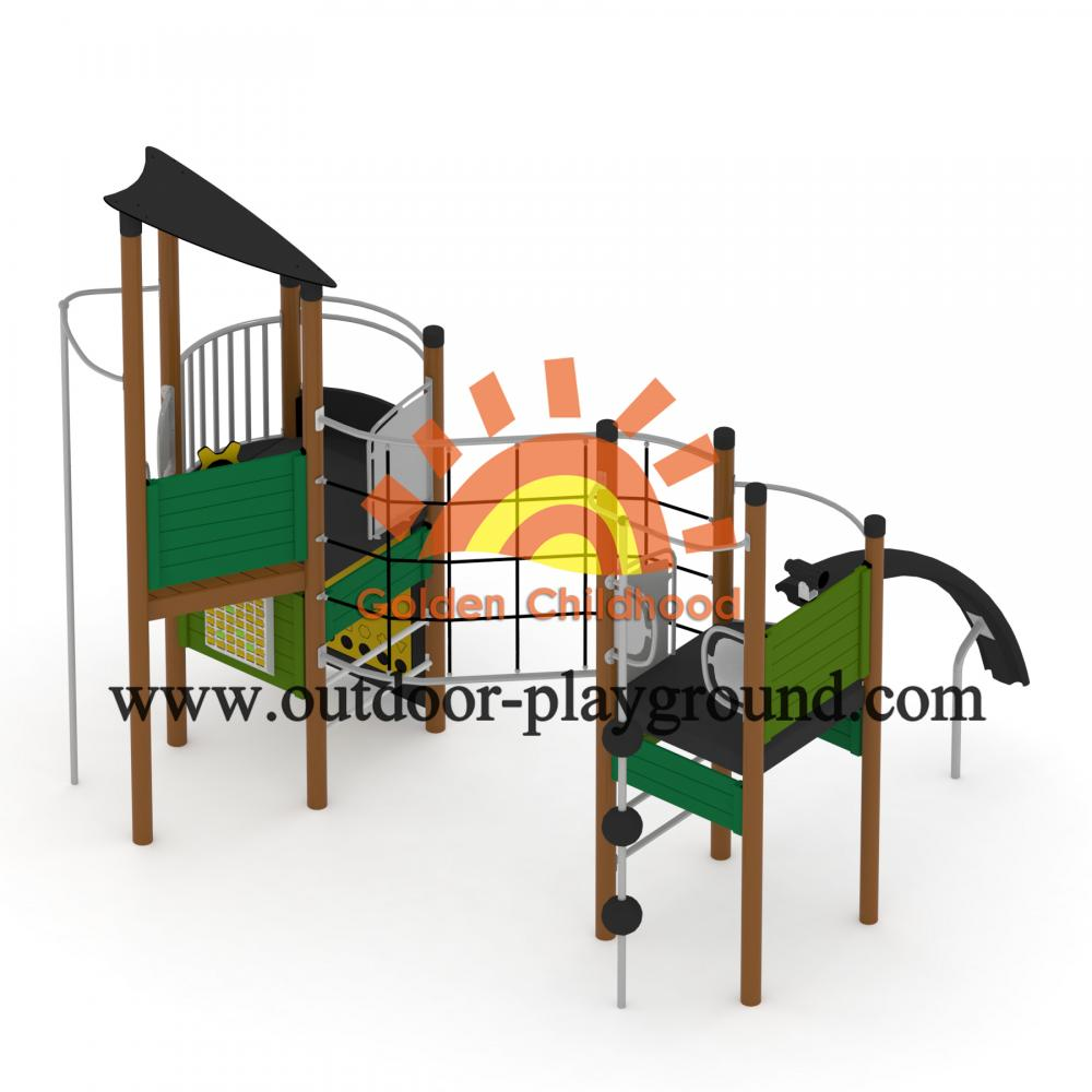 Outdoor Mutiplay Structures For Sale