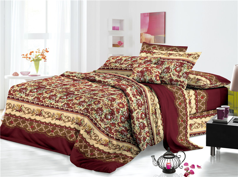 Home Textiles Luxury Bedding Sheets