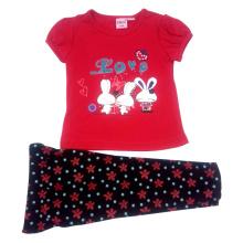 Traje de verano Baby Girl Kids en Chidren Apparel