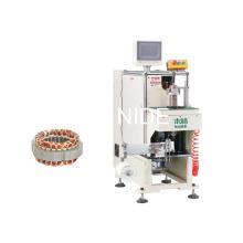 Machine de pontage de stator de moteur à induction à un seul côté
