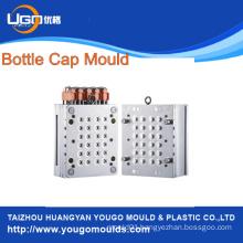 High quality plastic shampoo bottle cap mould